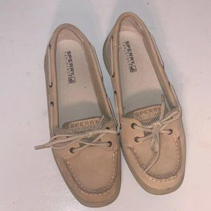 Sperry Shoes - Sperry 5.5 Laguna Tan Top Siders